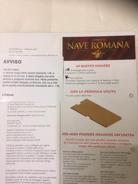 Costruiamo la Nave Romana Quinquereme ? - Pagina 4 Nave_110