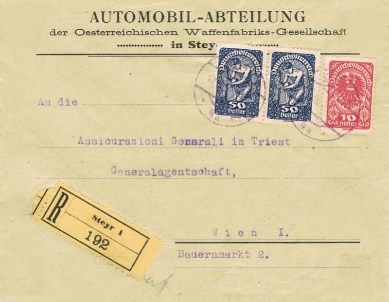 Inflation in Österreich - Belege - 1918 bis 1925 - Seite 15 Ab10