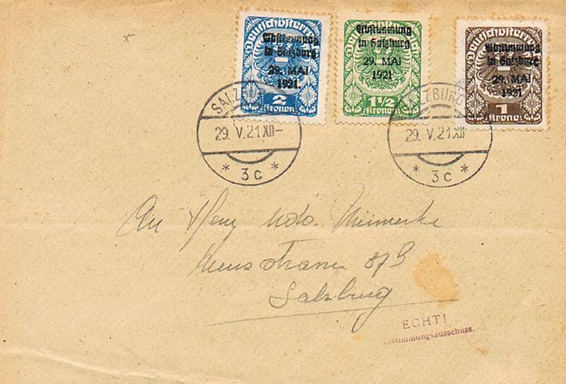Inflation in Österreich - Belege - 1918 bis 1925 - Seite 18 Abstim10