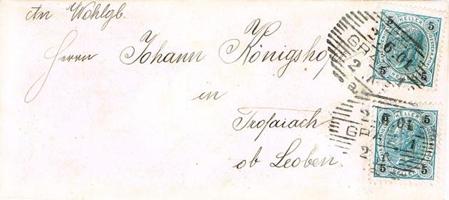 Damenbriefe Da11