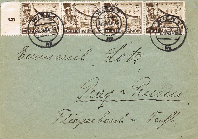 Österreich im III. Reich (Ostmark) Belege - Seite 13 Dr13
