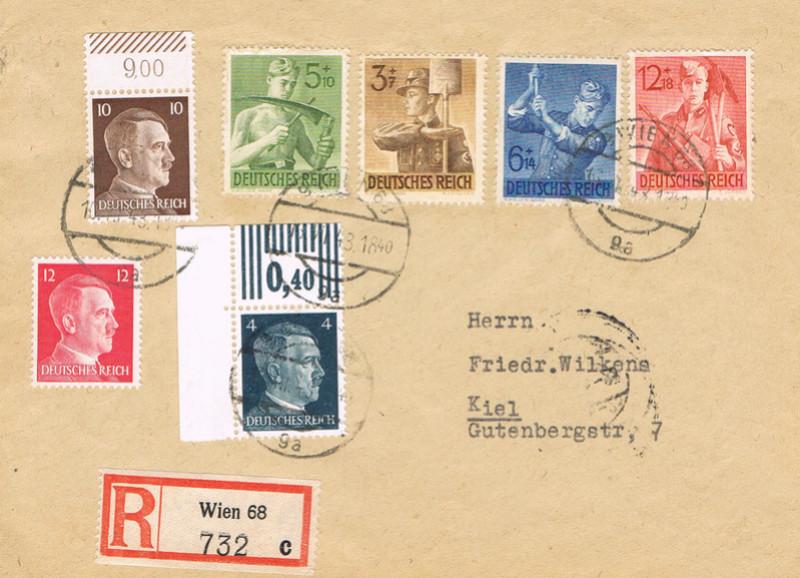 Österreich im III. Reich (Ostmark) Belege - Seite 13 Dr15