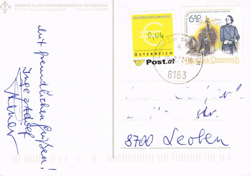Österreich - Ergänzungsmarke  - Seite 2 Eg12