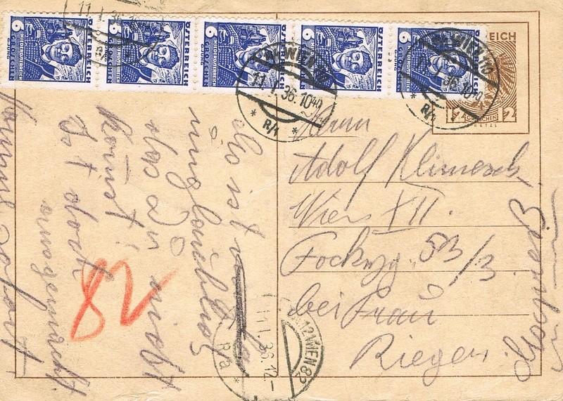 Österreich 1925 - 1938 - Seite 9 Ex10