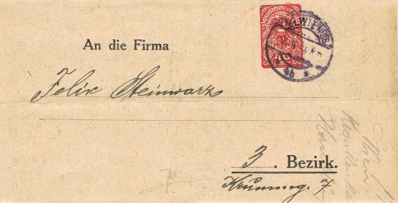 Inflation in Österreich - Belege - 1918 bis 1925 - Seite 16 Fb210