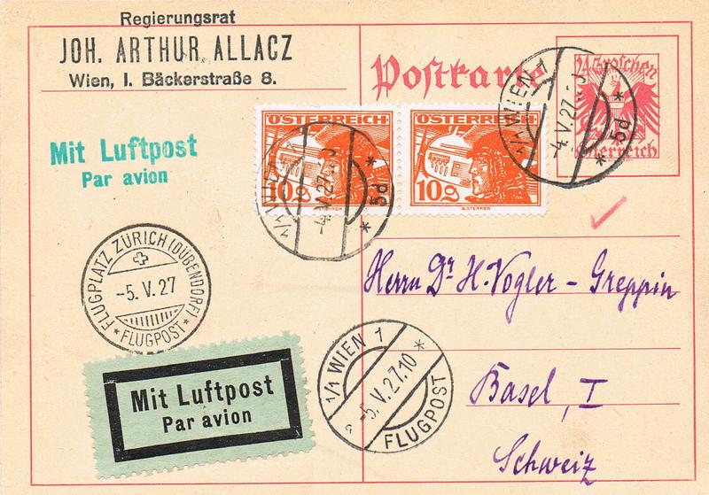 Österreich 1925 - 1938 - Seite 8 Fl11