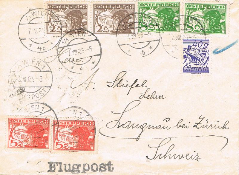 Österreich 1925 - 1938 - Seite 9 Fl12