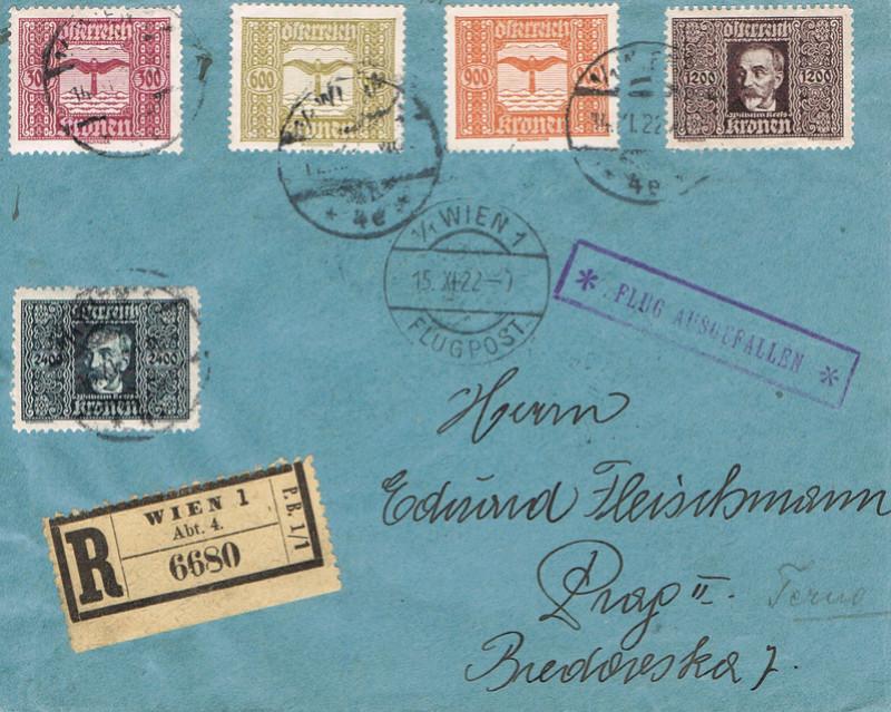 Inflation in Österreich - Belege - 1918 bis 1925 - Seite 14 Fl14