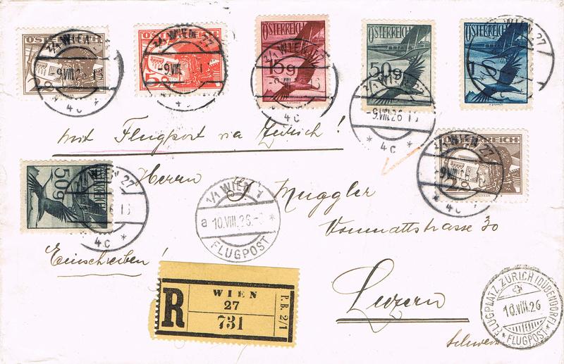 Österreich 1925 - 1938 - Seite 6 Flg10