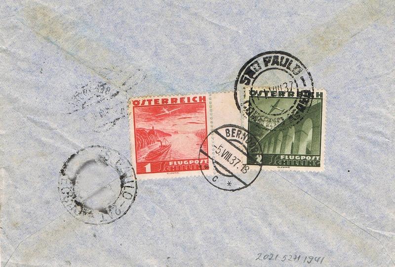 Österreich 1925 - 1938 - Seite 9 Flr11