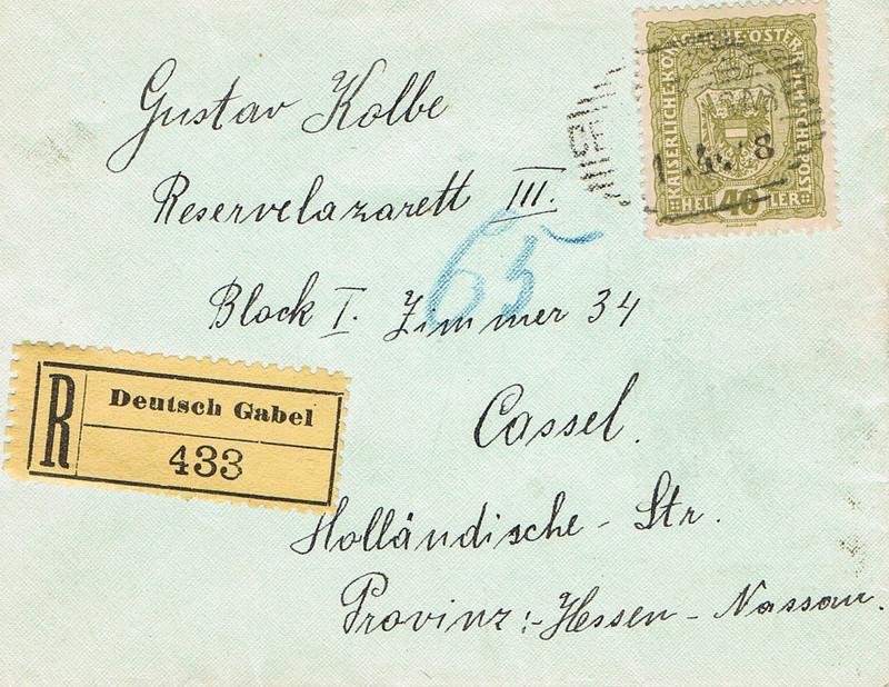 Inflation in Österreich - Belege - 1918 bis 1925 - Seite 15 Ga10