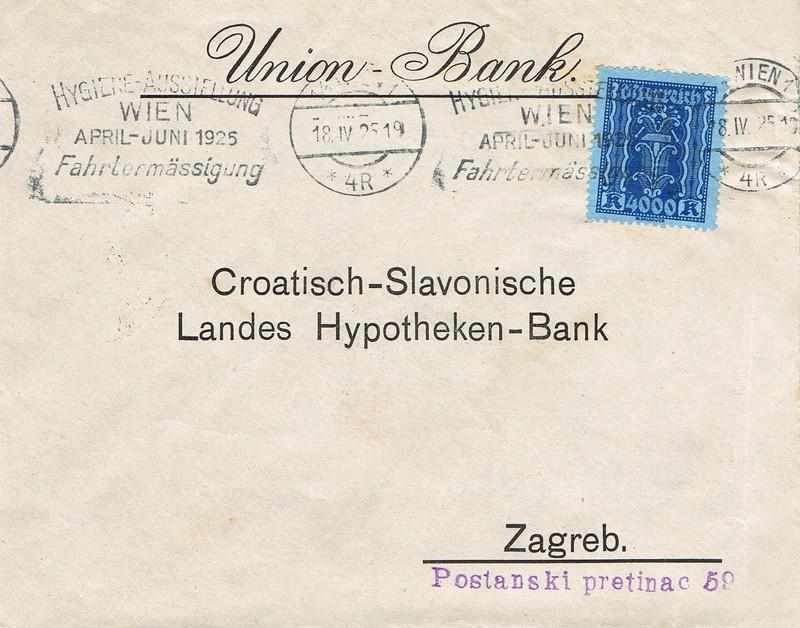 Inflation in Österreich - Belege - 1918 bis 1925 - Seite 14 If14