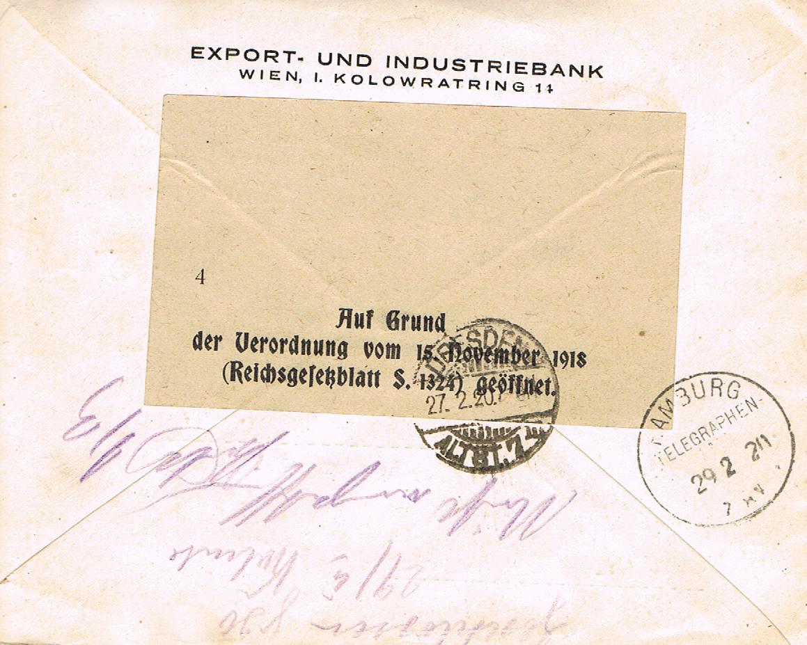 Inflation in Österreich - Belege - 1918 bis 1925 - Seite 16 Ifh11