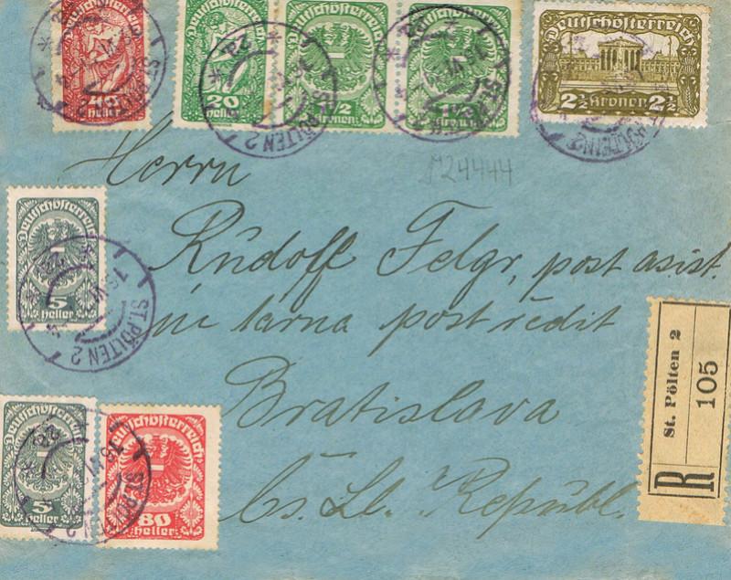 Inflation in Österreich - Belege - 1918 bis 1925 - Seite 14 Ifl10