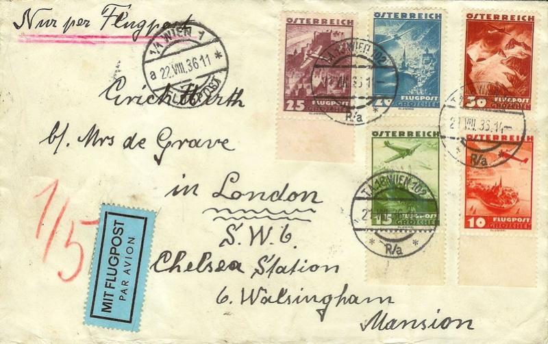 Österreich 1925 - 1938 - Seite 8 Lf10