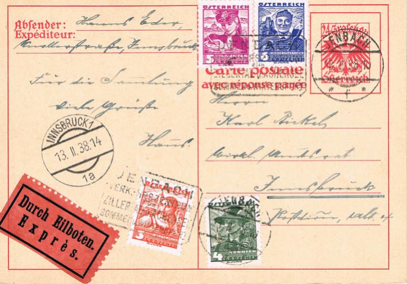 Österreich 1925 - 1938 - Seite 9 Pk10