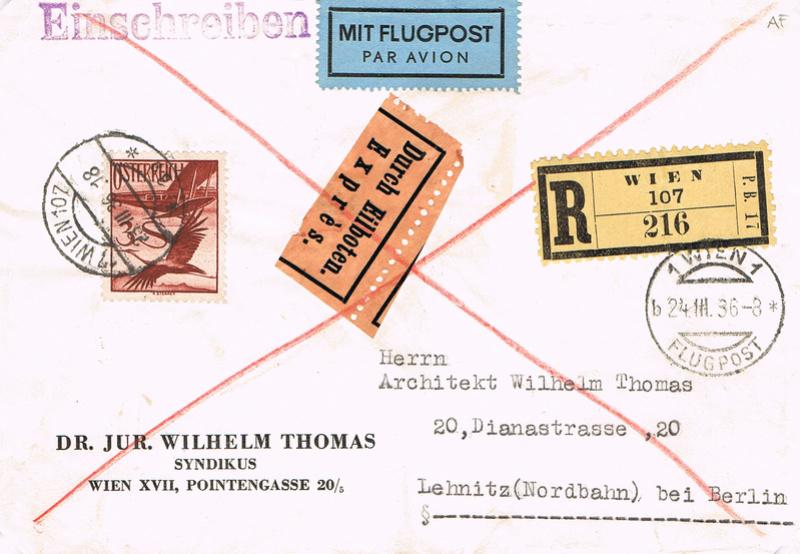 nach - Österreich 1925 - 1938 - Seite 9 Re10