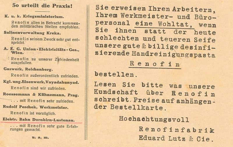 Private Ganzsachen-Postkarten Rfh10