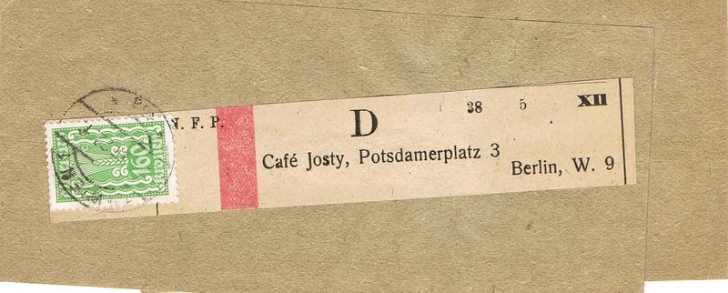Inflation in Österreich - Belege - 1918 bis 1925 - Seite 14 Schlei10