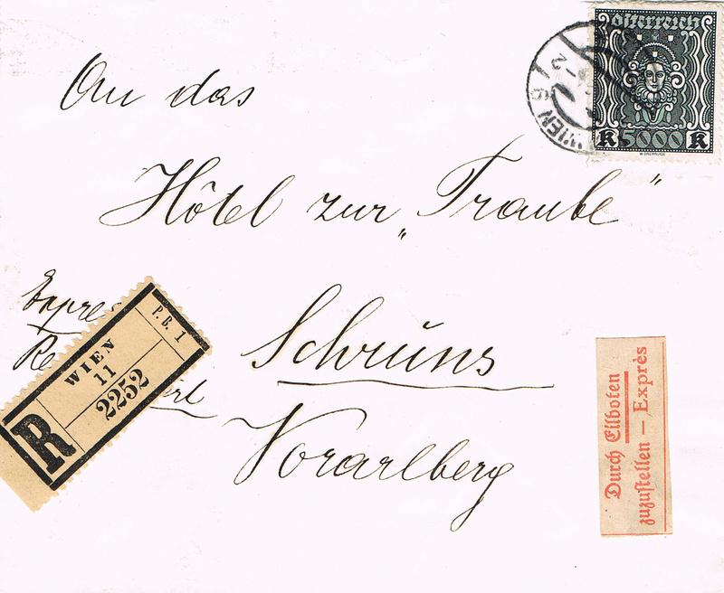 Inflation in Österreich - Belege - 1918 bis 1925 - Seite 14 Schr_10