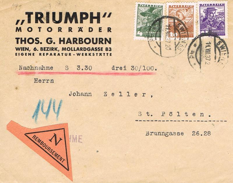 Österreich 1925 - 1938 - Seite 9 Tr12