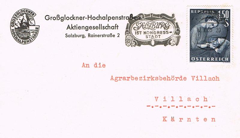 Werbeumschläge und -karten aus Österreich - Seite 6 We11
