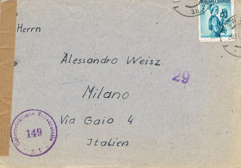 Trachtenserien ANK 887 - 923 und 1052 - 1072 Belege - Seite 10 Z10