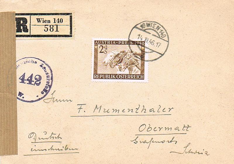 Sammlung Bedarfsbriefe Österreich ab 1945 - Seite 11 Ze11