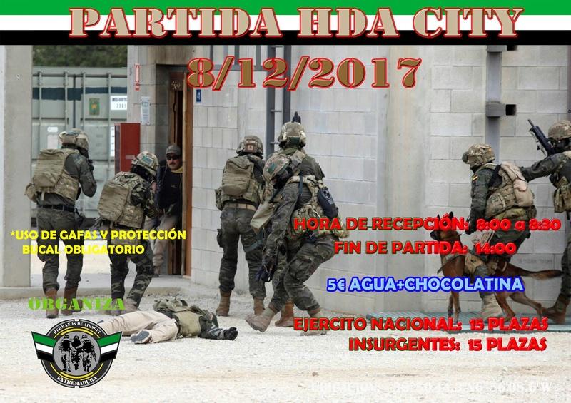 Partida HDA City 08/12/2017 23668912