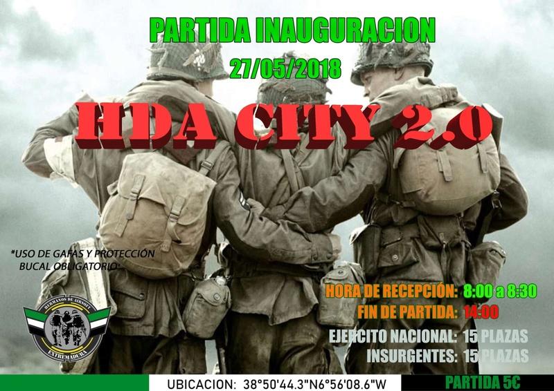 Partida HDA City 2.0  27/05/2018 Whatsa10