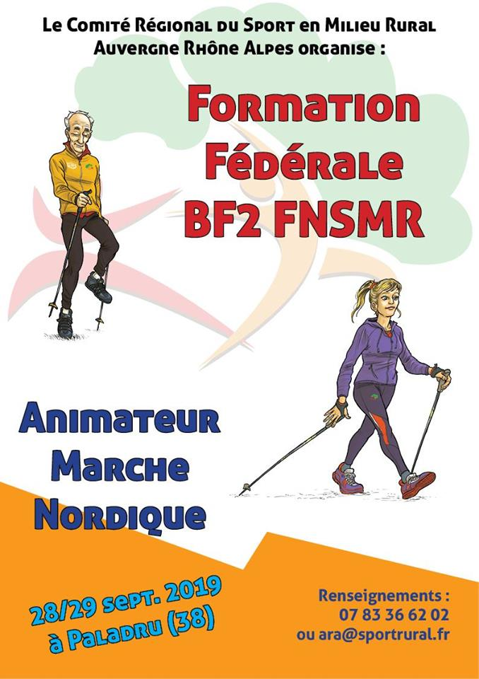formation - Formation Fédérale BF2 FNSMR (38) Bf210