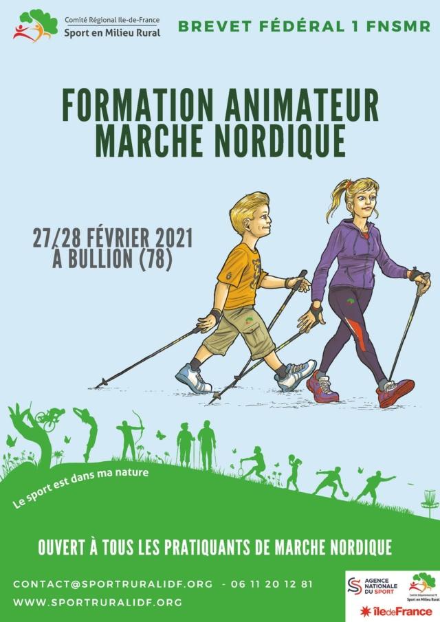 MARCHE - Brevet Fédéral de Niveau 1 en Marche Nordique (78) Brevet10