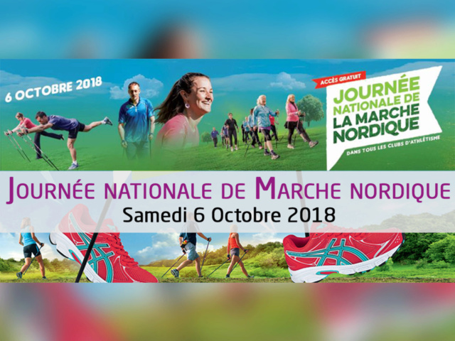 Les manifestations pour la journée de la Marche Nordique 2018 Journe10
