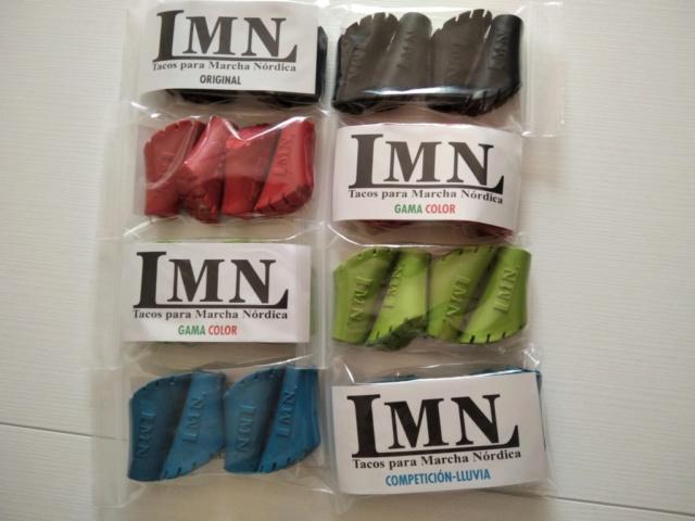 nuevas imágenes de los tacos L.M.N. LodosaMarchaNordica Lmn10