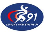 Club - Savigny Athlétisme 91 activité Marche Nordique Logo_s10