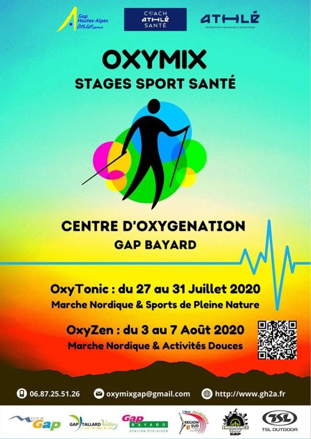 Stages Sport-Santé OxyMix (05) Oximix10
