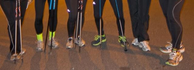 Sondage : Les chaussures utilisées en Marche Nordique Shoes11