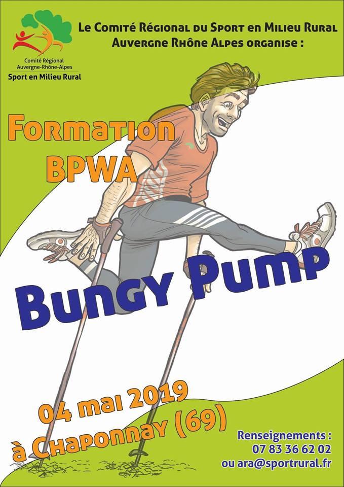 Formation BPWA de Niveau 1 en Bungy pump Stageb10