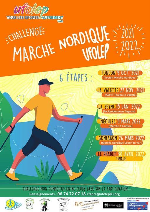 Challenge marche nordique Ufolep 83  (2021-2022) Ufolep10