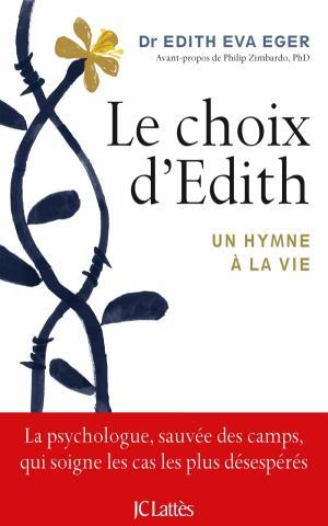 EGER Edith - Le choix d'Edith 97827010