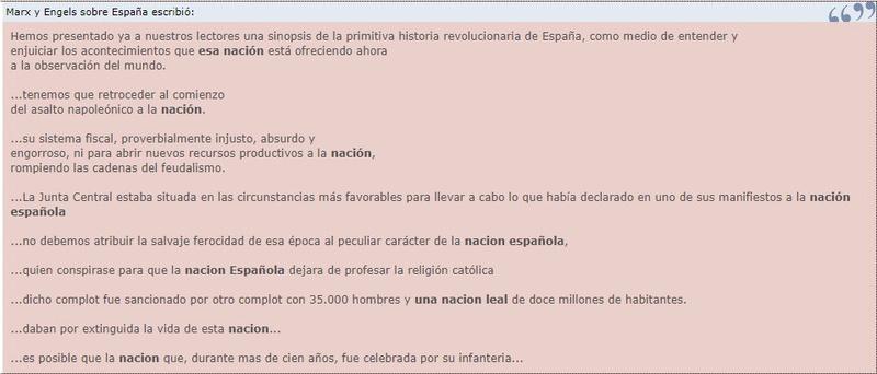 España es un Estado, pero no es una nación; ¿argumentos? ¿contra argumentos? Dtm7ty11