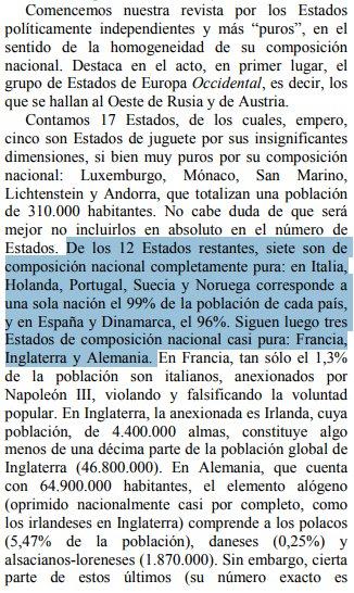 España es un Estado, pero no es una nación; ¿argumentos? ¿contra argumentos? Dtm7wp11
