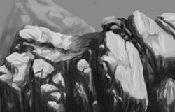 Carrière aux rochers blancs