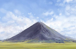 Volcan Eteint