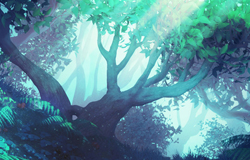 Forêt d'Émeraude