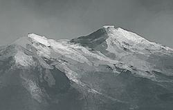 Montagne Figée