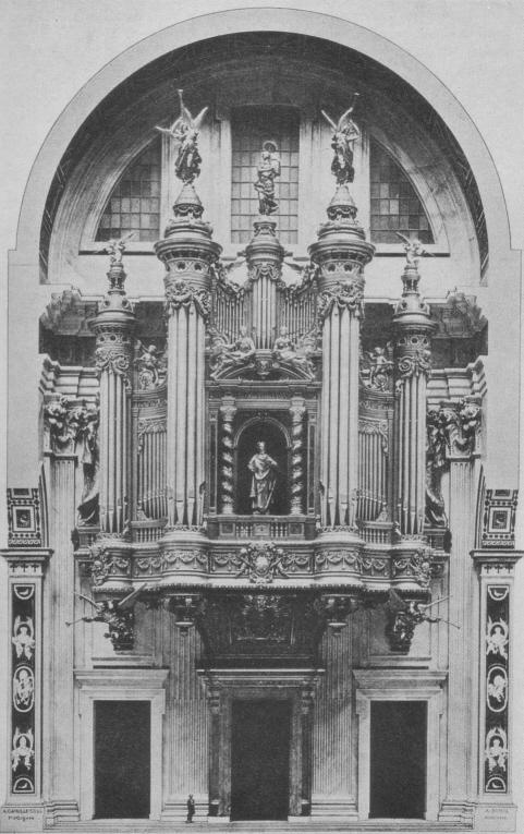 Console St Pierre de Rome Cc10
