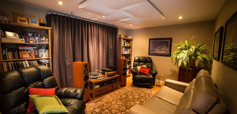 Listening room, ideas  1310