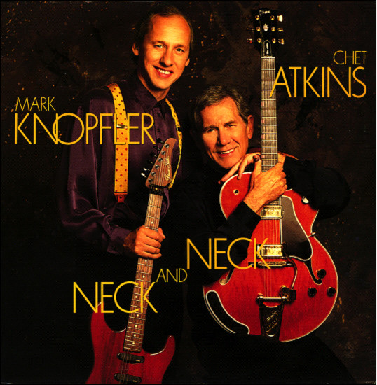 Chet Atkins And Mark Knopfler - Neck And Neck 230