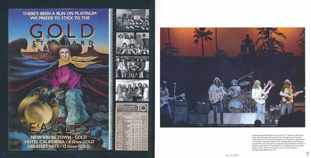 40 Aniversario de Hotel California: reedición en 1-2 discos y Blu-ray. 316